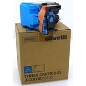Olivetti D-Color P 3100 - Toner B1124 - 5.000 Seiten Cyan