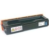 Ricoh Aficio SP-C221 - ersetzt 406097 406053 Toner Rebuilt - 2.000 Seiten Cyan