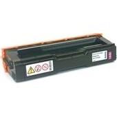 Ricoh Aficio SP-C222 - ersetzt 406099 406176 Toner Rebuilt - 2.000 Seiten Magenta