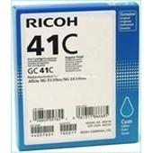 Ricoh Aficio SG3110 - Gelpatrone 405762 GC41C - 2.200 Seiten Cyan