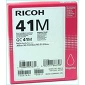 Ricoh Aficio SG3110 - Gelpatrone 405763 GC41M - 2.200 Seiten Magenta