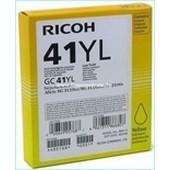 Ricoh Aficio SG3110 - Gelpatrone 405768 GC41YL - 600 Seiten Yellow