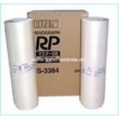 Risograph RP 3700-3790 - Master S3384 - 600dpi A3 HD 2 Rollen