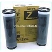 Risograph RZ200-300-370-570 MZ770 - Tinte S4253E - 2 x 1000ml Schwarz
