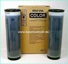 Riso Tinte S4388E alt: S3975 Blau 2 x 1000ml