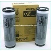 Riso EZ200-230 Z300-390 EZ570 - Tinte S7612e 2 x 1000ml Schwarz