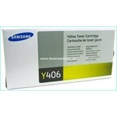 Samsung CLP360 Toner CLTY406S HP SU462A Yellow 1.000 Seiten