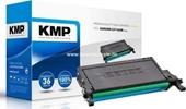 Samsung CLP 610 - Rebuilt ersetzt CLPC660 Toner - 5.000 Seiten Cyan