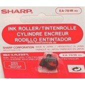 Canon Canola CP17, Sharp EL 2192 u.a. - Sharp Farbrolle (EA-781 RRD) Rot