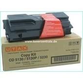 Utax CD 5130, 5230, TA DC6130, 6230 - Utax 6130 11110 - Toner 3.000 Seiten Schwarz
