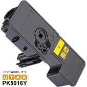 Utax PC2155 Toner PK5016Y Yellow 1.200 Seiten