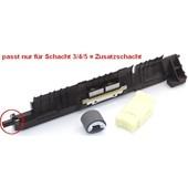 HP D3Q21-67002 Papier Einzug-Roller Kit für Schacht 3 500 Blatt