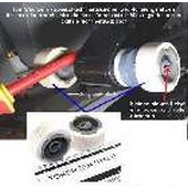 Lexmark 40X4308 Papier Einzug Roller